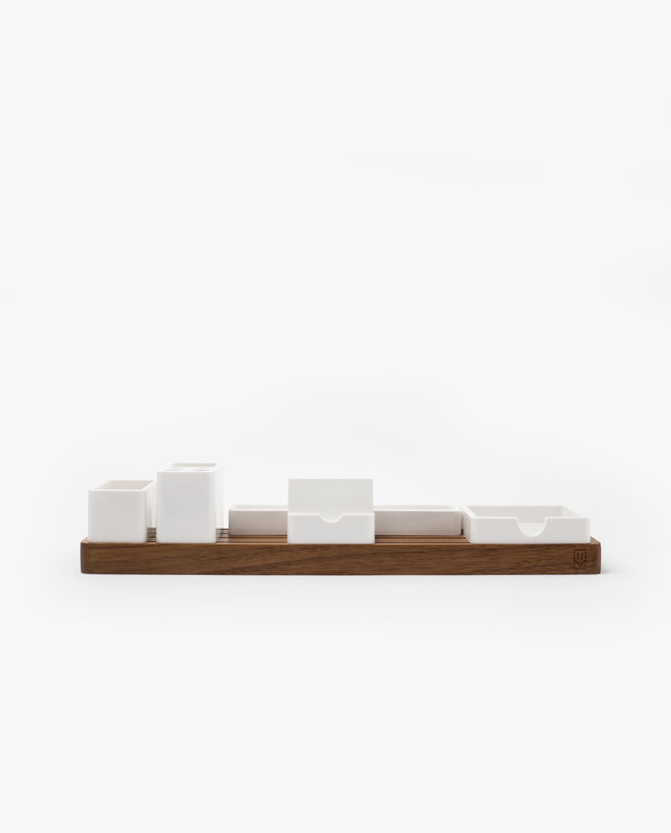 Gather Basic Set (Walnut)