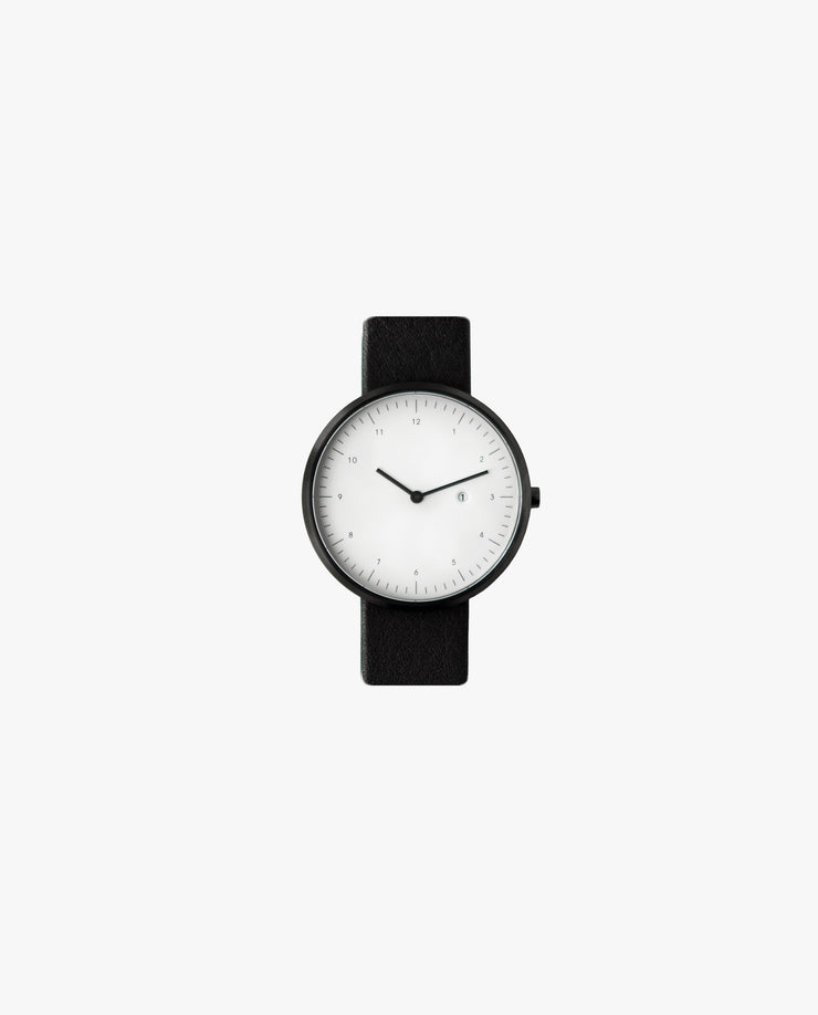 Oslo Watch (Black)