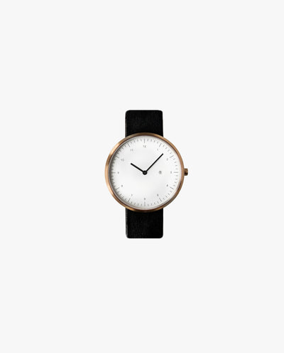 Oslo Watch (Rose Gold)