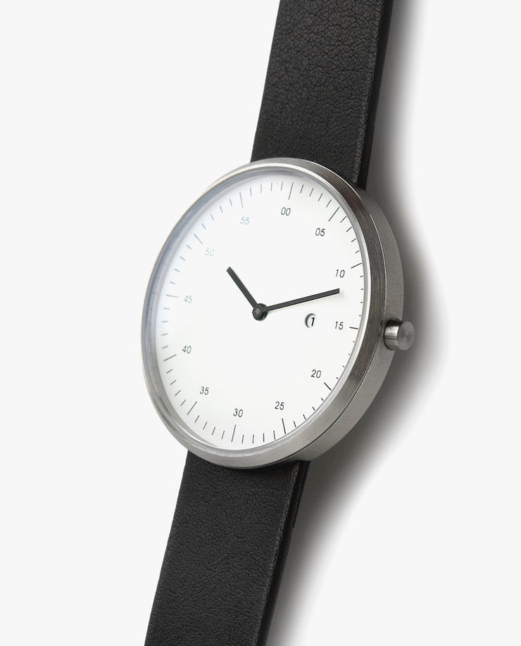 Oslo Watch (Silver)