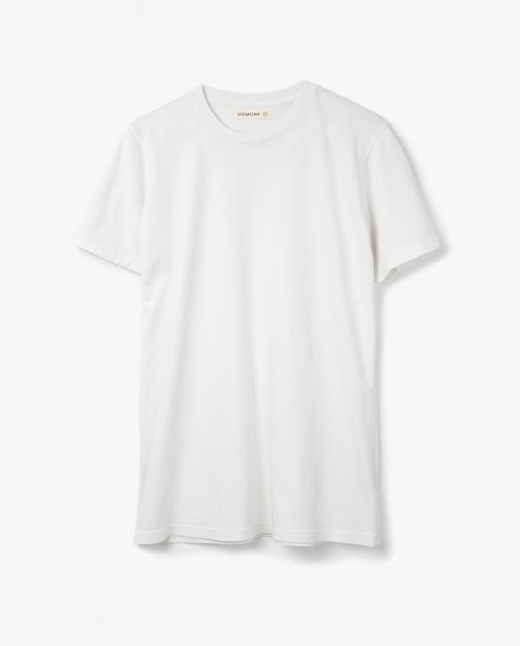 Men's Essential Tee (White 5-Pack)