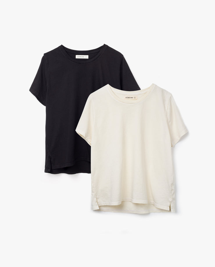 Women's Essential Tee (Starter Kit - 2 Pack)