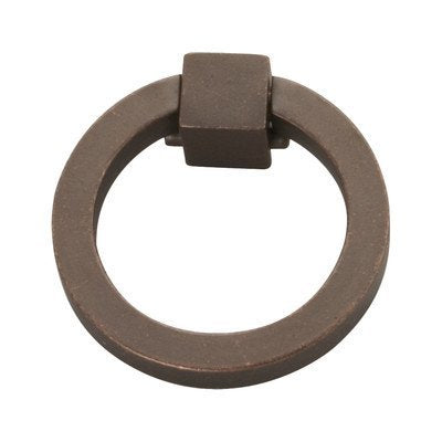 Camarilla Ring Pull [Set Of 4] Finish: Dark Antique Copper