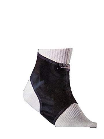 Shock Doctor Sport Ankle Compression Wrap, Level One, Adult (M)