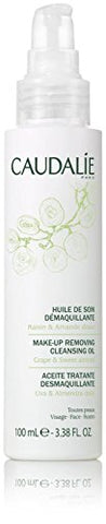 Caudalie Make-Up Removing Cleansing Oil, 3.3Oz, 3.3 Ounce