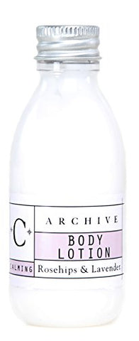 Archive Essentials Rosehips &Amp; Lavender Body Lotion 45Ml, Set Of 9