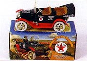 Texaco 1917 Maxwell Touring Car Collector Series 14 Die Cast Coin Bank