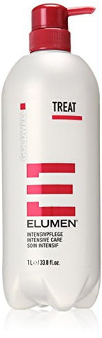 Goldwell Elumen Treat Intensive Care For All Colored Hair Intense Conditioning, Protection - 33.8Oz