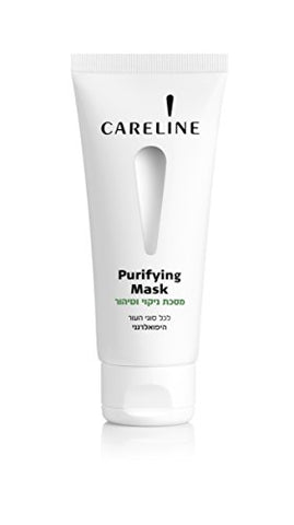 Carline, Cleansing And Purifying Mask Mask Purifying