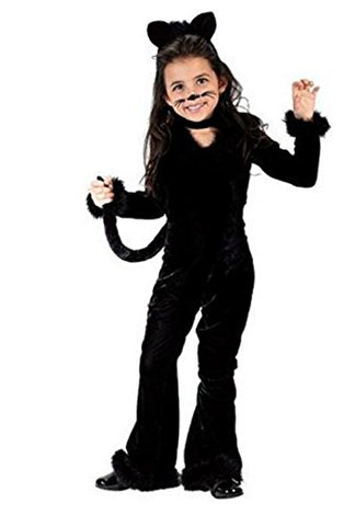 Toddler Or Girls Unique Cat Costume - Playful Kitty Costume (3T/4T)