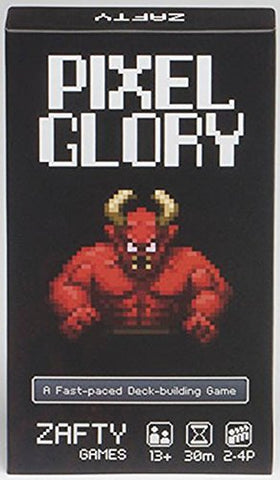 Pixel Glory Card Game