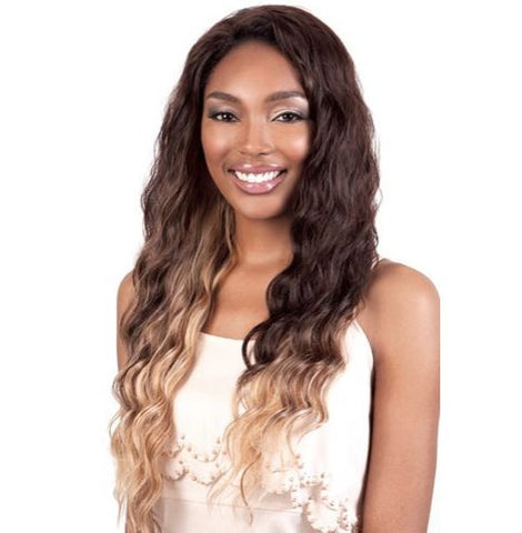 L. Soul (Dx26/27/4) - Motown Tress Let'S Lace Synthetic Hair Wig [Misc.]