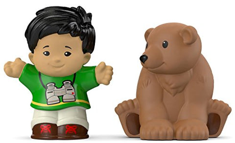Fisher-Price Little People Koby &Amp; Bear