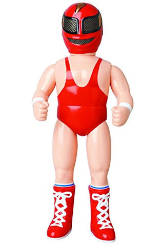 Medicom Sofubi Fighting Series #08: Strong Machine Figure