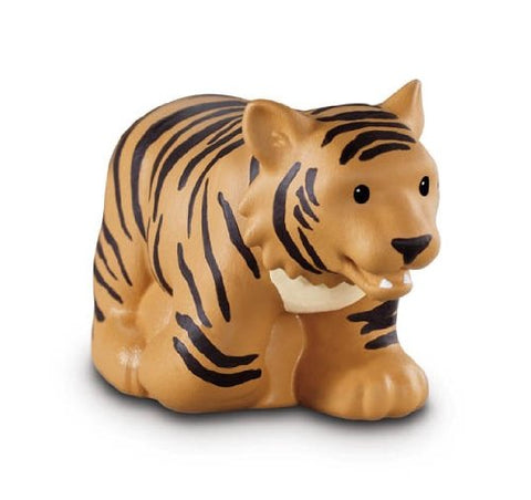 Fisher Price - Little People Zoo Talkers, Tiger - Adorable, Interactive
