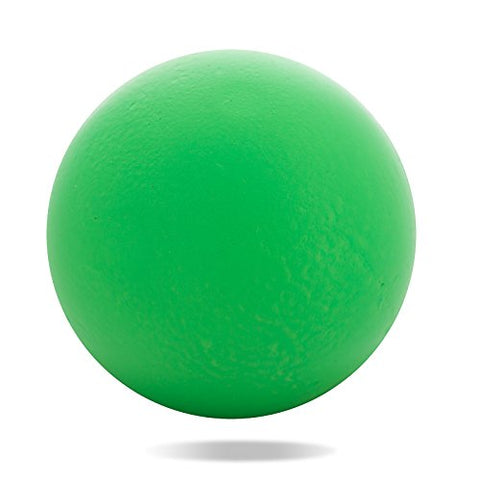 Massage Ball - For Deep Tissue Foot, Back, Plantar Fasciitis &Amp; All Over Body Deep Tissue Muscle Therapy (Green)