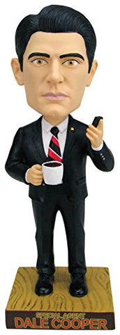 Bif Bang Pow! Twin Peaks Agent Cooper Bobble Head