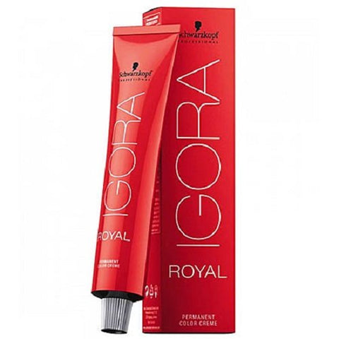 Schwarzkopf Igora Royal Permanent Color Creme (0-55 Gold Concentrate)