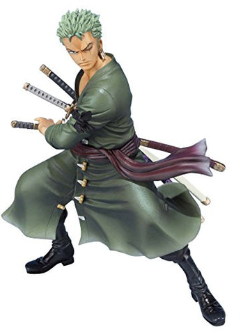 Bandai Tamashii Nations Roronoa Zoro 5Th Anniversary Edition One Piece Action Figure