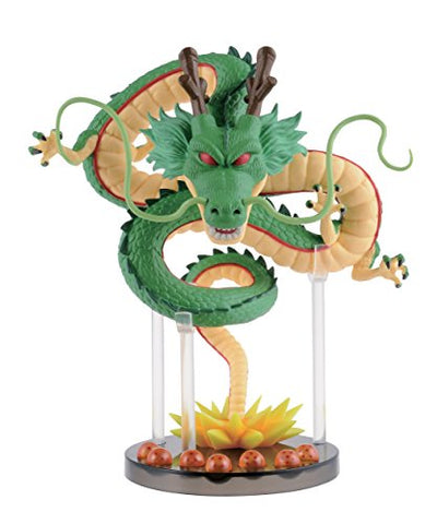 Banpresto Dragon Ball Z 5.5  Movie Mega World Collectable Figure Shenron And Dragon Ball Set