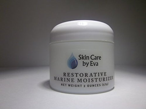 Soothing Restorative Marine Anti-Aging Moisturizer 2 Oz - Reduce Irritation Due To Harsh Climates Chemical Peels And Laser Treatments. Horsechestnut To Reduce Redness And Consrict Capillaries