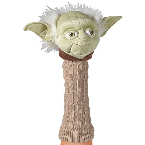 Comic Images Star Wars Driver Doll Plush Yoda