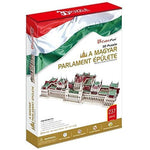 Cubicfun 3D Puzzle Mc-Series  The Hungarian Parliament Building - Budapest