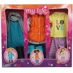Mylife Brand Products Girl Doll Clothing Set
