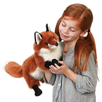 Folkmanis Red Fox Hand Puppet
