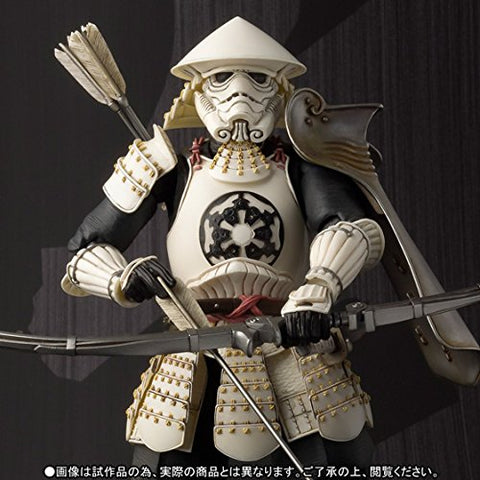 Bandai Tamashii Nations Movie Realization Yumi Ashigaru Stormtrooper Star Wars Action Figure