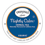 Twinings Nightly Calm K-Cups, 24 Count