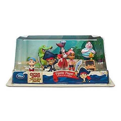 Disney Jake And The Neverland Pirates Figurine Playset