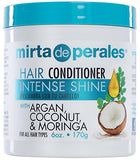 Mirta De Perales Hair Conditioner With Argan, Coconut &Amp; Moringa 6 Oz.