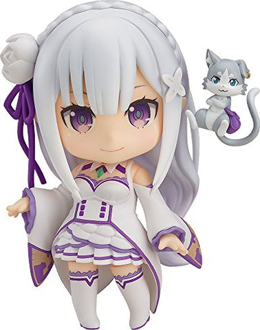 Good Smile Re: Zero - Starting Life In Another World: Emilia Nendoroid
