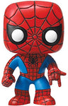Funko Pop! Marvel: Spider-Man #3 Vinyl Figure (Bundled With Pop Box Protector Case)