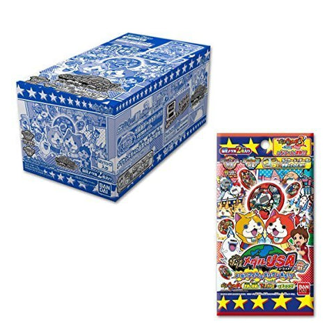 Yo-Kai Watch Usa Case 01 Box ( Of 12 Pack)