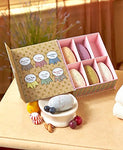Simply Be Well Specialty Soap Gift Sets(6-Pc. Sampler Soap Gift Box)