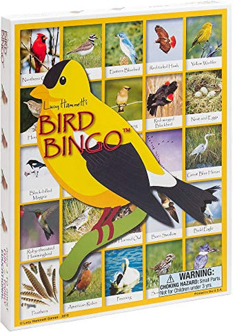 Bird Bingo Board Game