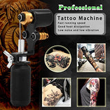 Atomus Black Tattoo Machine Shader &Amp; Liner Assorted Tattoo Motor Gun Kits Supply For Artists