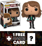 Ruby: Funko Pop! X Ash Vs Evil Dead Vinyl Figure + 1 Free American Tv Themed Trading Card Bundle (117319)