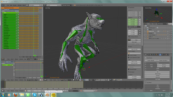 The Lycans are Released!!!! | Medhue Animations