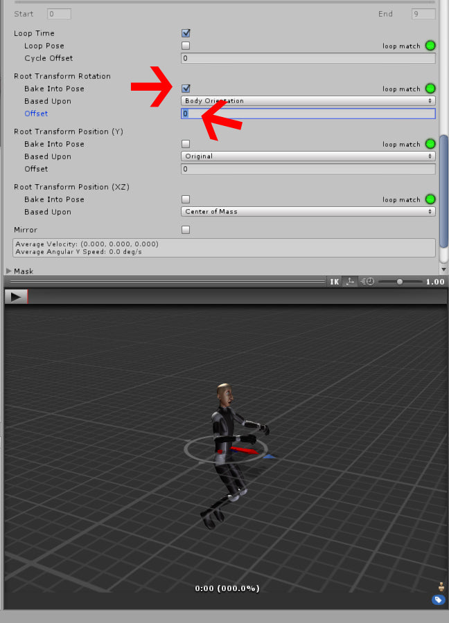 Way to go Animated go Into The Actually Animation 39 s Settings You Should be Able to Change What