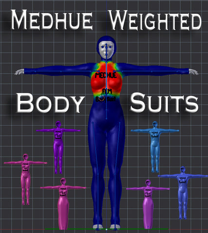 Medhue Weighted Bodysuits for Avastar