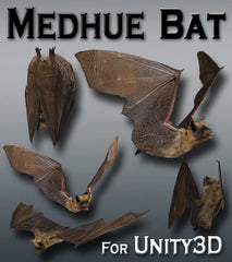 Medhue Bat for Unity3D