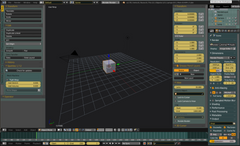 Blender Interface Themes