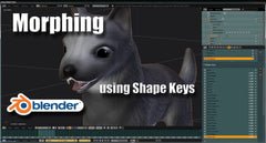Morphing using Shape Keys in Blender - Tutorial