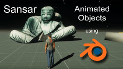 Sansar - Making Keyframed Objects in Blender - Tutorial