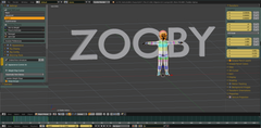Zooby Child Avatar Dev Kit