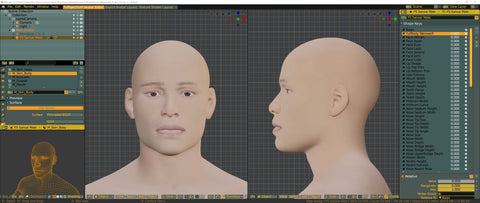FullSpectrum Avatar Kit - Male