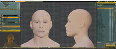 FullSpectrum Male Avatar Kit v2.1